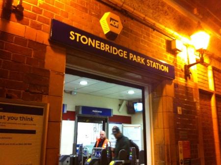 Stonebridge Park